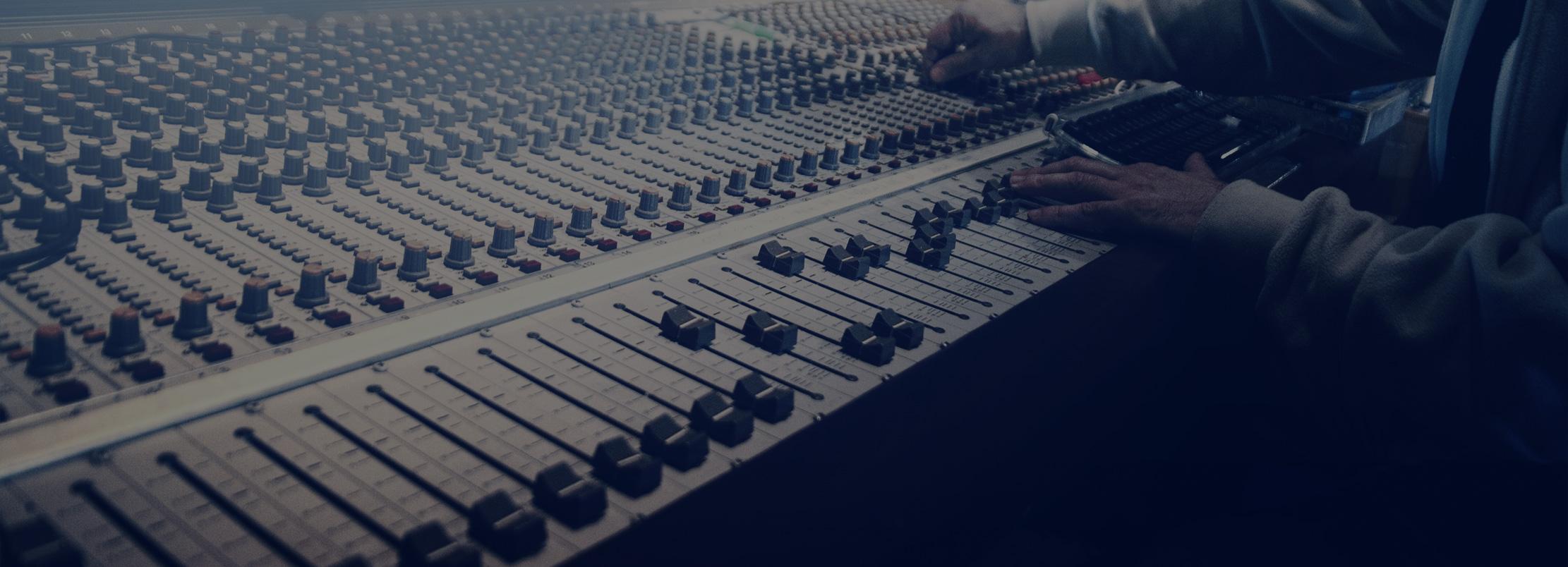 Service audio luci Siena